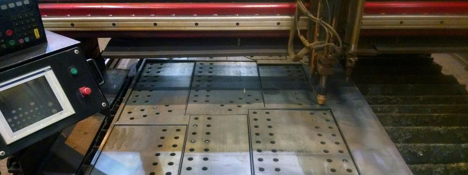 Steel_Fabricators_A36_connection_plates_Structural_Steel_Building_in_NYC - Plate_Steel_Fabrication_Experts_NYC